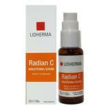 Radian C Brightening Serum Lidherma Hialuronico Vitamina C