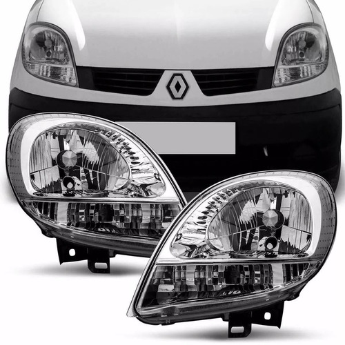 Optica Renault Kangoo 09 2012 2013 2014 2015 2016 2017 2018