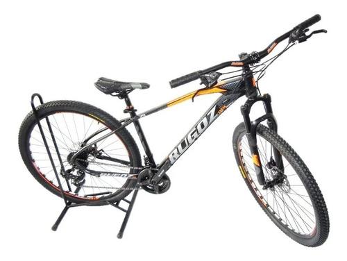 Bicicleta Rugoz Rin 29 Frenos Hidráulicos / Susp Con Bloqueo