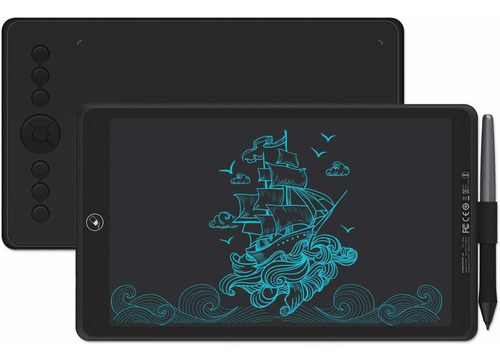 Tableta Gráfica Huion H320m