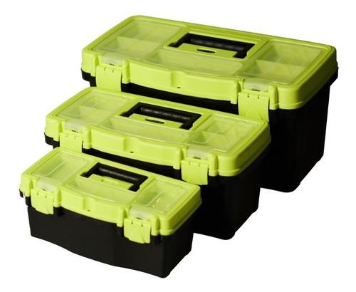 Set De Cajas De Herramientas (19 +16 +12 Pulgadas) Klatter