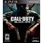 Call Of Duty Black Ops Ps3 Playstation 3 Mídia Física Original