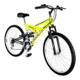Bicicleta De Ruta Milan R.26 New Sport-verde Con Negro