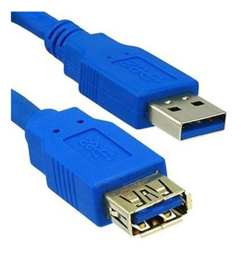 Cable Extensión 3 Metros Usb Macho A Usb Hembra V3.0
