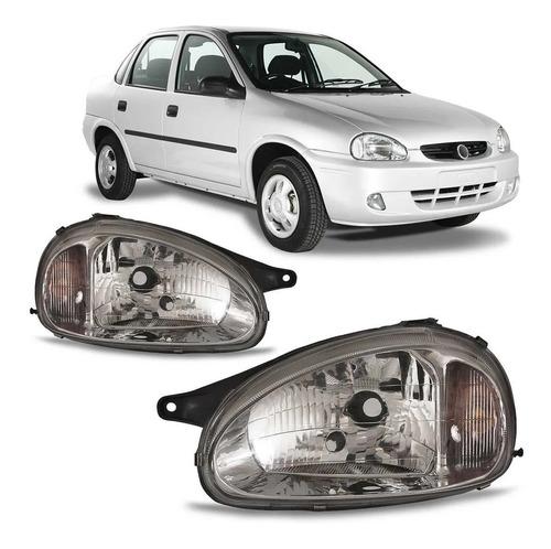 Optica Corsa Classic 2000 2001 2002 2003 2004 2005 2006 2007 2008 2009 2010