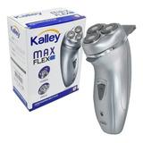 Máquina De Afeitar Recargable Kalley Max Flex K Smf1