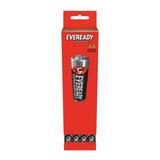 Pilas Eveready Aa Super Heavy Duty Carbon Zinc R6 Caja 60u