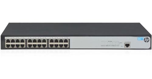 Switch Hp 24 Puertos 1620 24g Admin 10/100/1000 Jg913a
