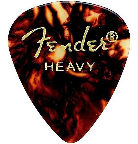 Uñetas Fender 351 Celuloide 12 Pack Genuinas - En Chile