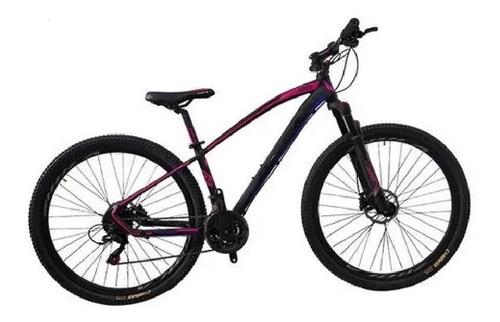 Bicicleta Profit Jasper 9 Vel Bloqueo Mecanica R29 Y R27.5