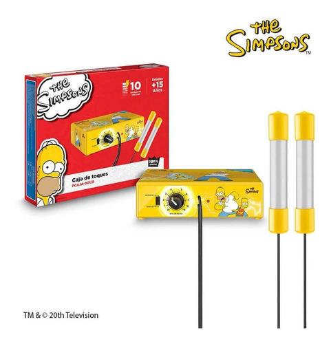 Caja De Toques Armada Simpsons Pcaja-001/s