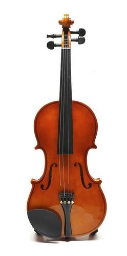 Violin Palatino 4/4 Madera Estudio Con Estuche Arco Resina