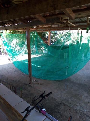 Tanque Rede Para Piscicultura Malha 1mm Tamanho 5x2.40x1.20