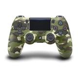 Joystick Inalámbrico Sony Dualshock 4 Green Camouflage