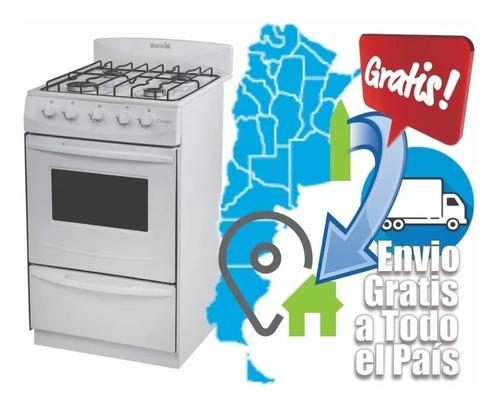 Cocina Escorial Candor Gas Envasado Envio A Todo El Pais