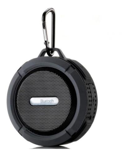 Parlante Bluetooth Resistente Agua Inalambrico Con Ventosa