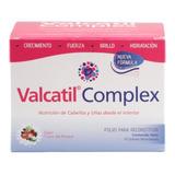 Valcatil Complex Polvo 15 Sobres - Nutrición Cabellos Uñas