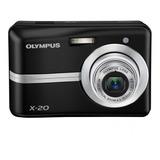 Cámara Digital Olympus X20 Compacta 10 Mpx Zoom Optico X3
