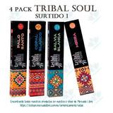 4 Incienso Tribal Soul Surtido Fino Original Oferta!!!