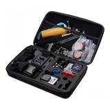 Maletin Kit Valija Accesorios P/ Gopro Sjcam Premium 44 + 20