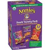 Variedad De Annie Snack Pack, Cheddar Los Conejos, Conejito