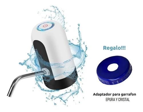 Dispensador D Agua + Tapa Adaptadora Garrafón Epura-bonafont