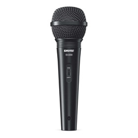 Micrófono Shure Sv200 Dinámico Cardioide