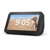 Amazon Echo Show 8 Com Asistente Virtual Alexa, Display Integrado De 8  Charcoal 110v/240v