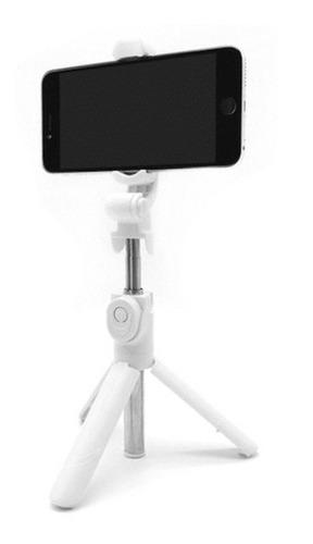 Bastón 3 En 1 Selfie Stick + Tripie + Control Bluetooth 4.0