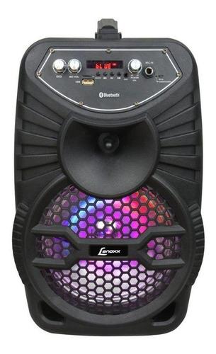 Caixa De Som Amplificada Bluetooth Lenoxx Ca100 150w
