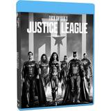 Zack Snyder's Justice League Bd25 Bluray (leer Descripción)