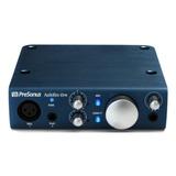 Interface De Audio Presonus Audiobox Ione Blue Y Gray