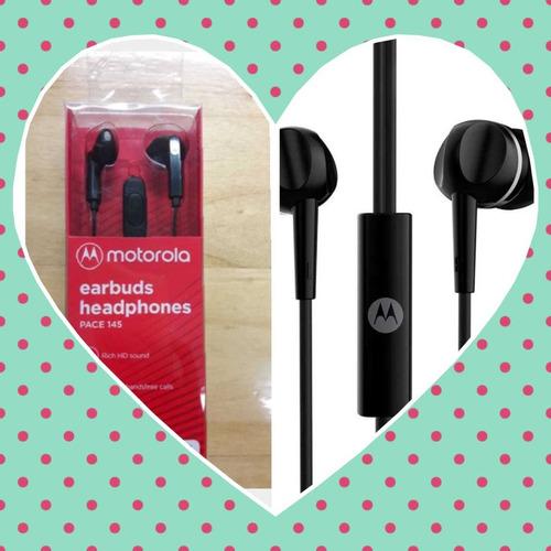 Auriculares Motorola Pace 145