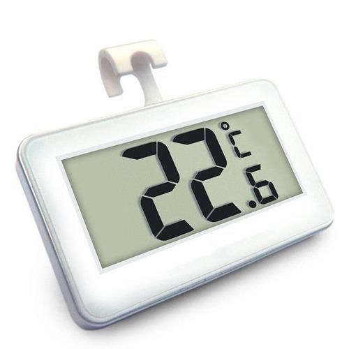 Termómetro Para Refrigeración Refrigerador Digital Con Alarm