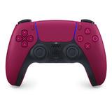 Joystick Inalámbrico Sony Playstation Dualsense Cfi-zct1 Cosmic Red