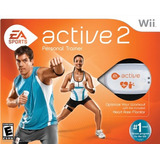 Ea Sports Active 2nintendo Wii