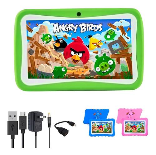 Tablet Kids 7 Para Chicos Android Niños Wifi Quadcore
