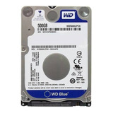 Disco Duro Interno Western Digital  Wd5000lpcx 500gb Azul