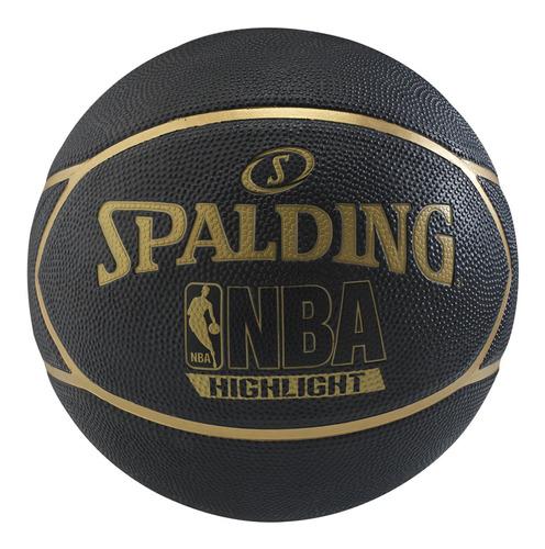 Pelota Spalding Highlight Gold Nba 111.83194
