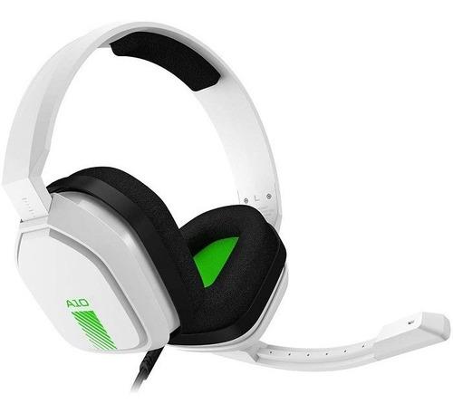 Diadema Astro A10 Para Xbox One 3.5mm Blanco-verde 939-00185