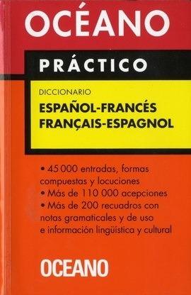 Oceano Diccionario Practico Frances-español / Francais-espag
