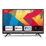 Televisor Smart Tv 39  Aiwa Netflix Youtube Hd Aw39b4sm