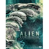 Saga Alien Dvd Latino