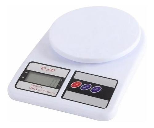 Balanza De Cocina Digital De 1 Grs A 10 Kg Excelente!
