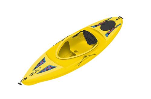 Kayak Seaflo 1 Persona Modelo Sf 1006
