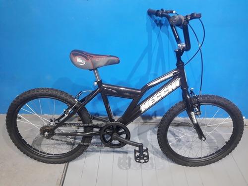 Bicicleta R 20 Para Nenes Mtb-cross Necchi Potenza
