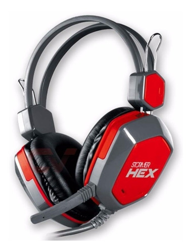 Auriculares Gamer Microfono Pc Noga Stormer St Hex Headset