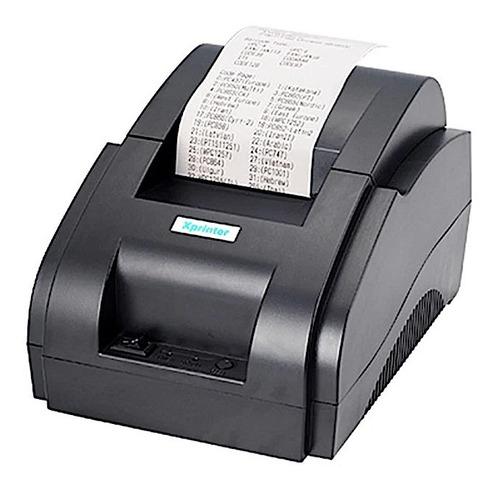 Impresora Pos Térmica Tickets 58mm Xprinter Xp58ii + Envío