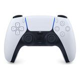 Joystick Inalámbrico Sony Playstation Dualsense Cfi-zct1 Blanco