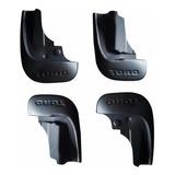 Barreros Plasticos X4 Para Fiat Toro Accesorios Jorge